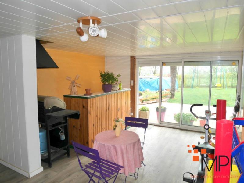 Sale house / villa Mordelles 263750€ - Picture 7