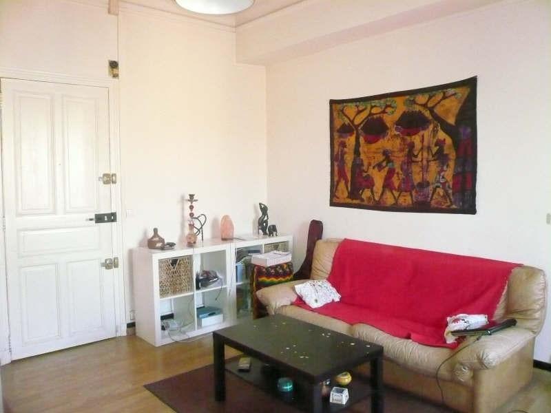 Rental apartment Nimes 440€ CC - Picture 1