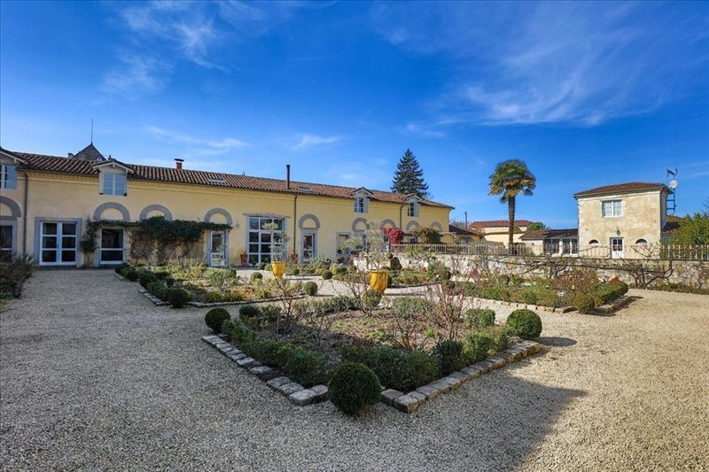 Deluxe sale house / villa St sever 705000€ - Picture 2