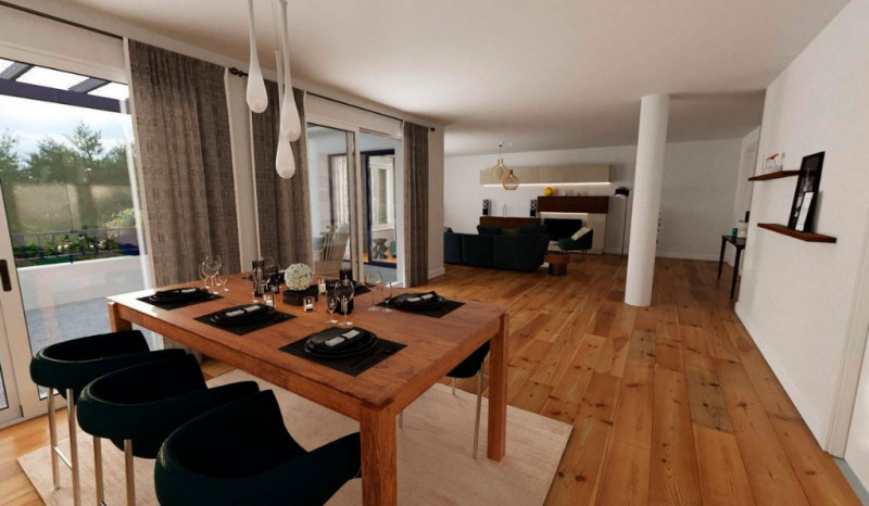 Vente de prestige appartement Hossegor 1 040 000€ - Photo 2