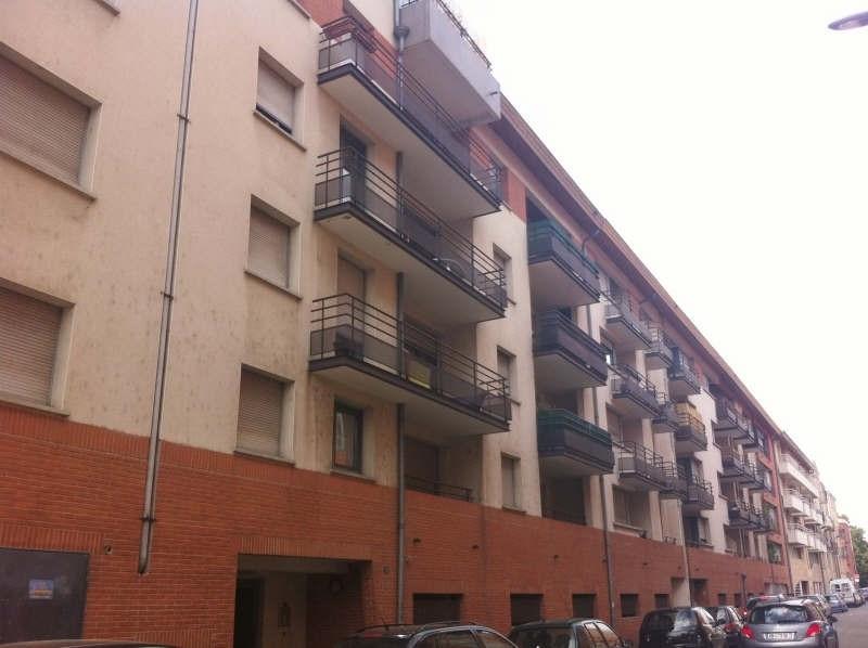 Rental apartment Toulouse 588€ CC - Picture 1