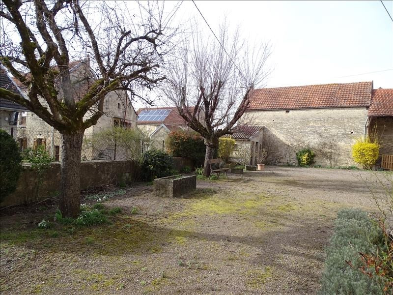 Vente maison / villa Leuglay 49500€ - Photo 11