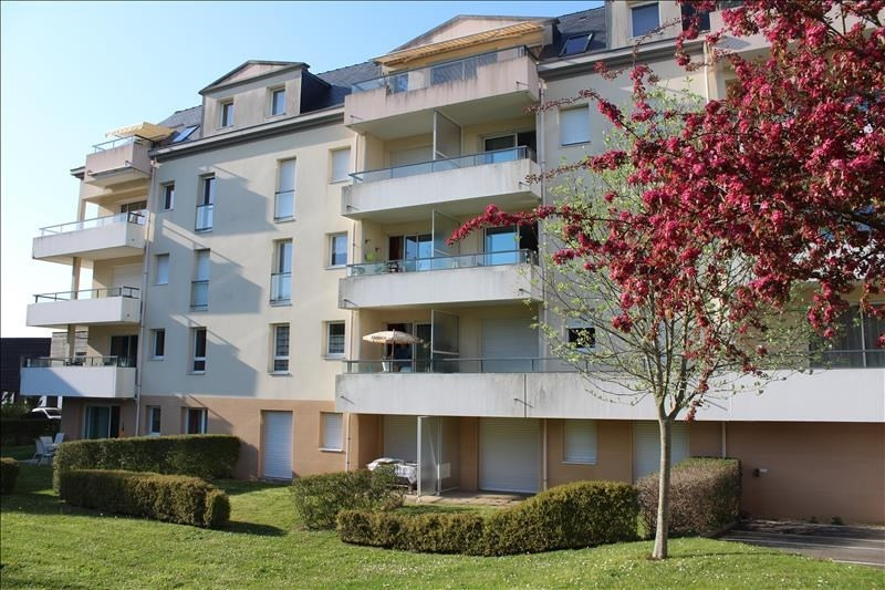 Sale apartment Quimper 97 200€ - Picture 2