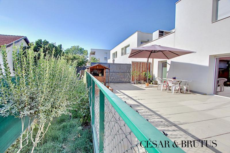 Appartement 4 pièces avec grande terrasse et jardin - 77 m²