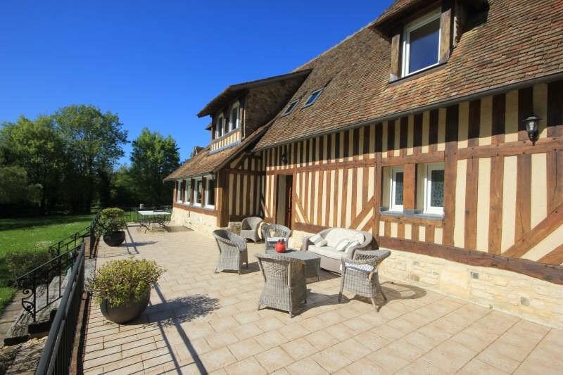 Deluxe sale house / villa Villers sur mer 945000€ - Picture 5