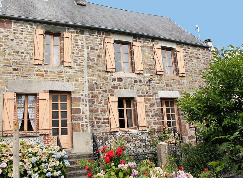 Revenda casa Hambye 107500€ - Fotografia 1