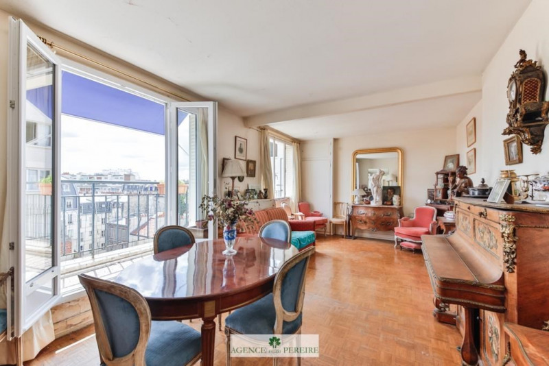 Sale apartment Paris 16ème 700 000€ - Picture 2