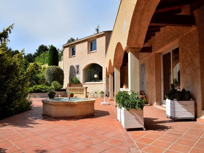 Venta  casa Eguilles 1160000€ - Fotografía 6