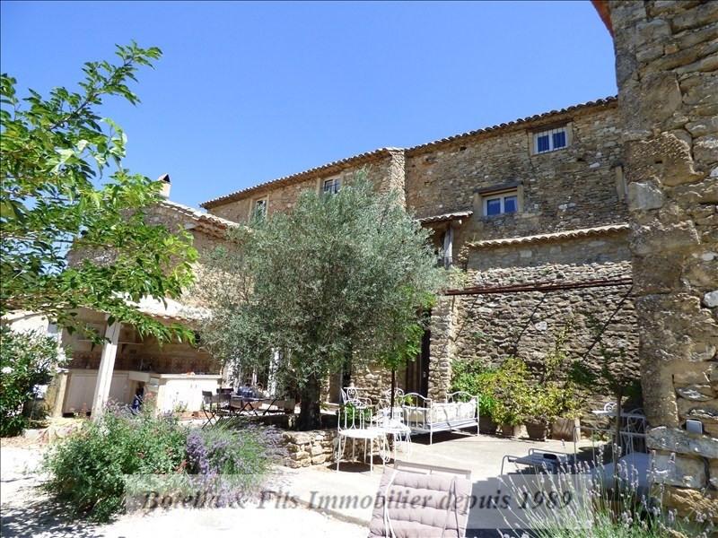 Verkoop van prestige  huis Uzes 790000€ - Foto 18