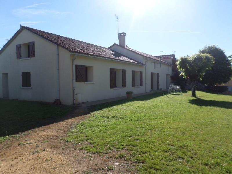 Vente maison / villa Lussac les chateaux 141000€ - Photo 3