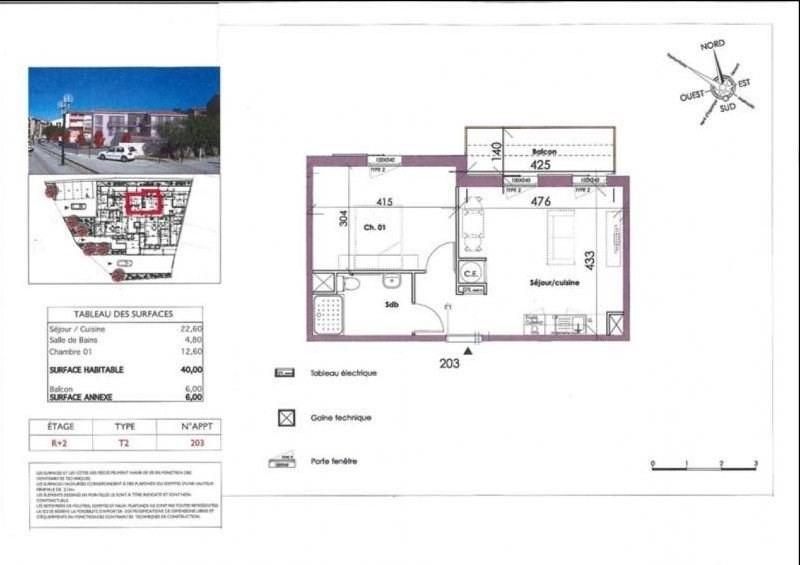 Sale apartment Collioure 231360€ - Picture 8
