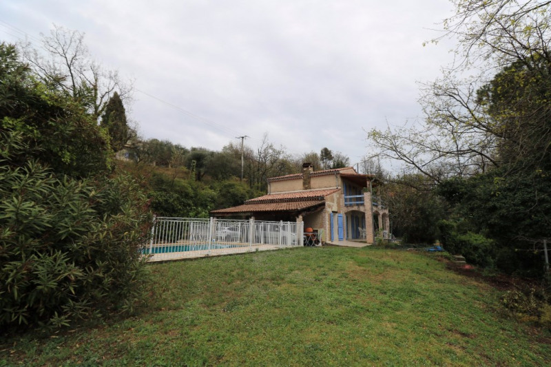Vente de prestige maison / villa Contes 554000€ - Photo 3