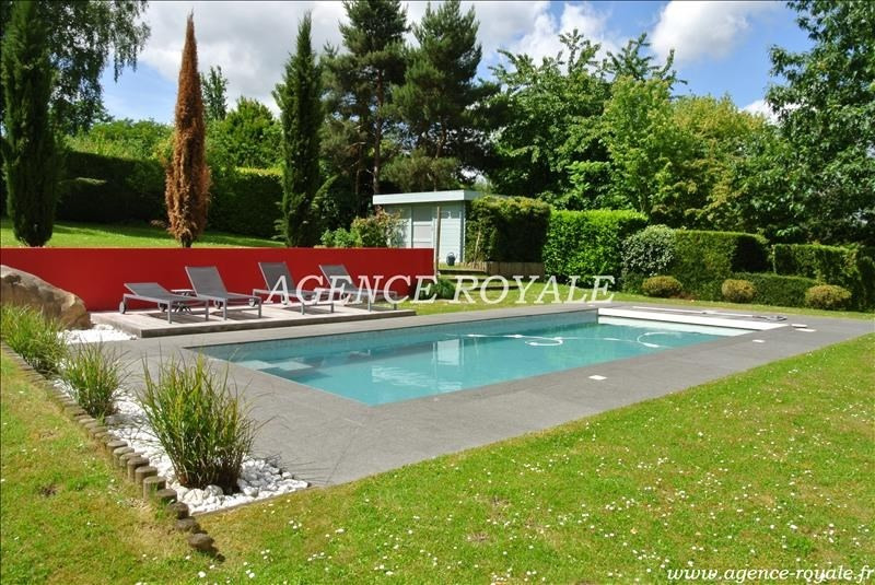 Deluxe sale house / villa Chambourcy 1195000€ - Picture 9