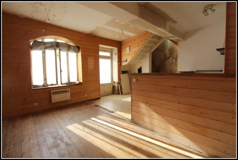 Sale house / villa Marans 65000€ - Picture 1