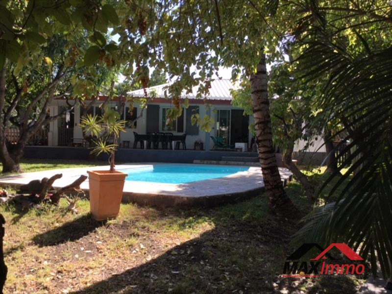 Vente maison / villa Saint louis 415000€ - Photo 1