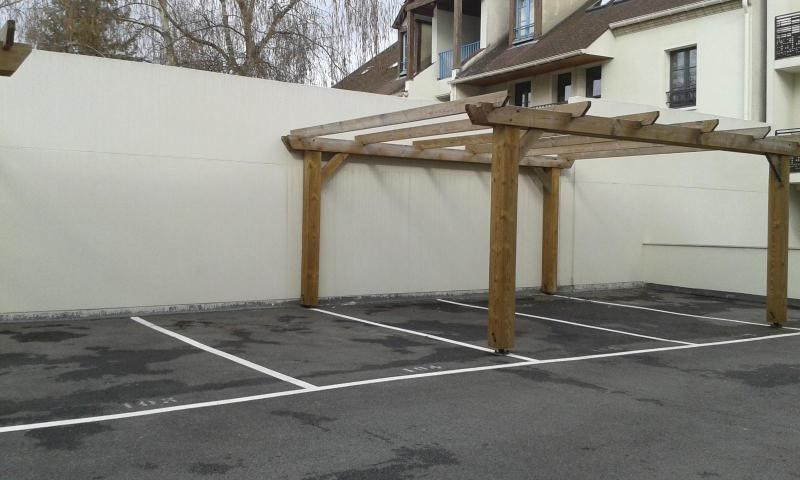 Rental parking spaces Lagny sur marne 40€ CC - Picture 1
