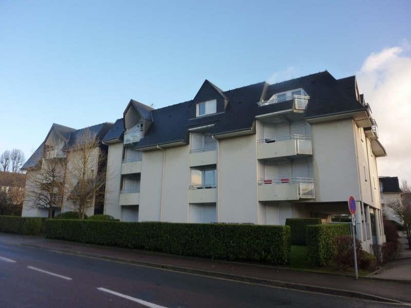 Rental apartment Caen 435€ CC - Picture 1