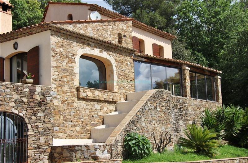 Vente de prestige maison / villa Le tignet 892000€ - Photo 5