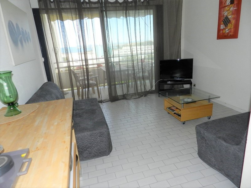 Vacation rental apartment La grande motte 260€ - Picture 2