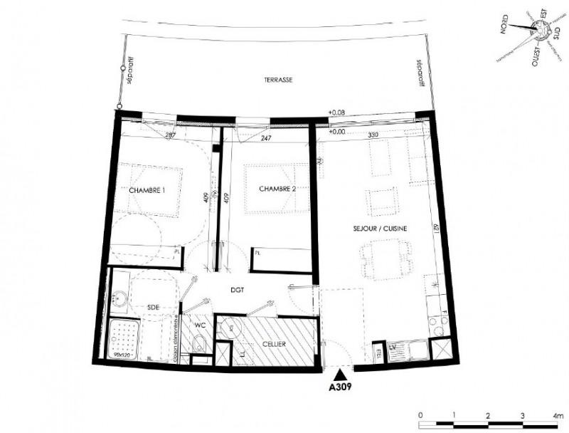 Vente immeuble Canet en roussillon 251000€ - Photo 2