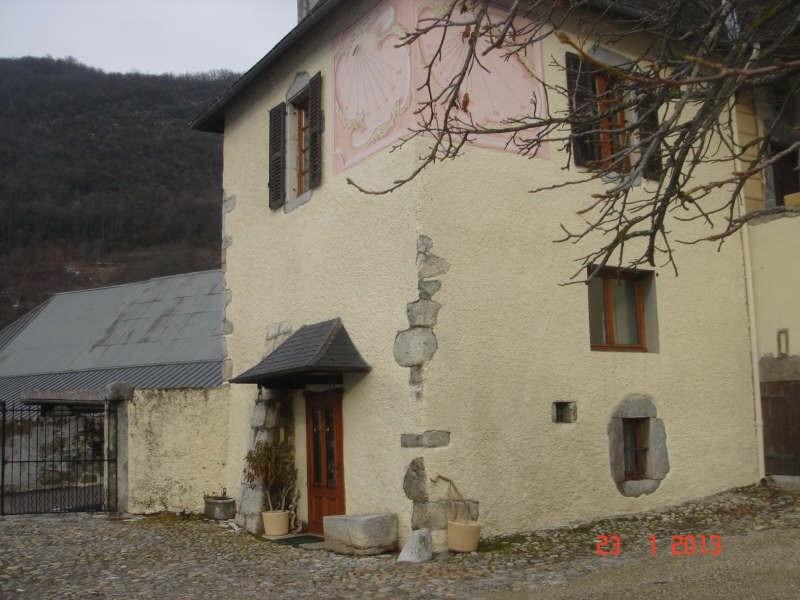 Rental apartment St jeoire prieure 497€ CC - Picture 1