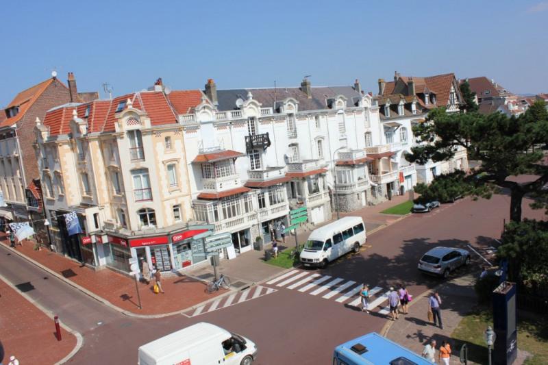Verkoop  appartement Le touquet paris plage 472000€ - Foto 12