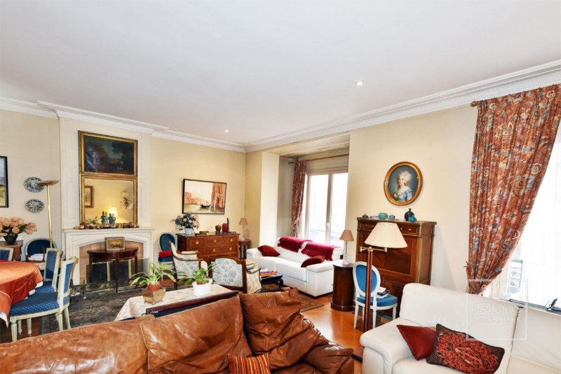 Deluxe sale apartment Lyon 6ème 1 040 000€ - Picture 4
