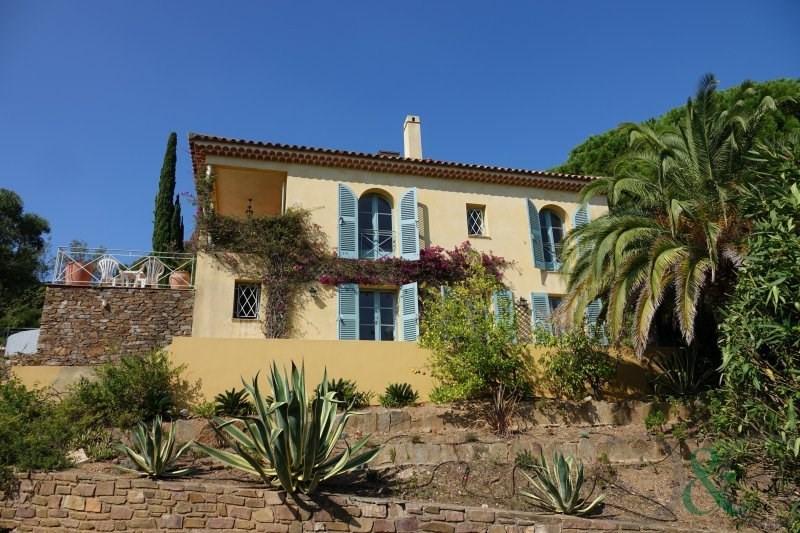 Immobile residenziali di prestigio casa Rayol canadel sur mer 1650000€ - Fotografia 6