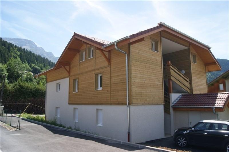 Sale apartment Mont saxonnex 160000€ - Picture 7