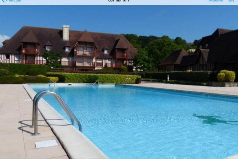 Vente de prestige appartement Deauville 259 000€ - Photo 7