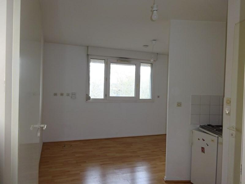 Location appartement Villeurbanne 453€ CC - Photo 2