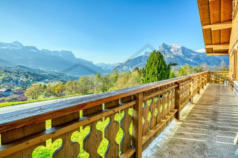 Vente de prestige maison / villa Combloux 1150000€ - Photo 1