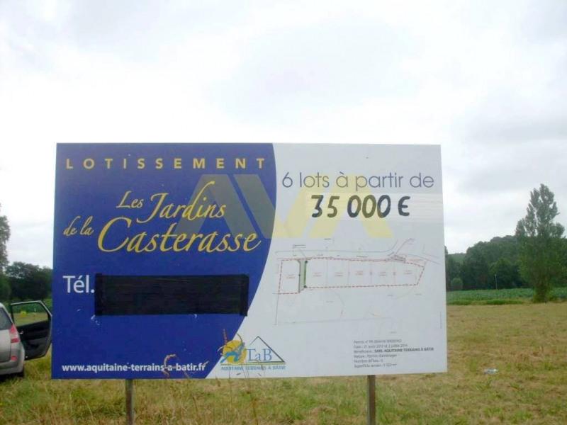 Vendita terreno Navarrenx 35000€ - Fotografia 2