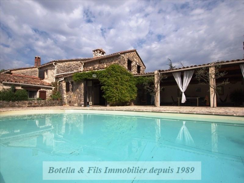 Verkoop van prestige  huis Uzes 475000€ - Foto 13