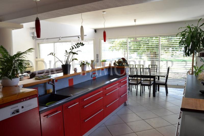 Vente maison / villa Secteur pechbonnieu 415000€ - Photo 7