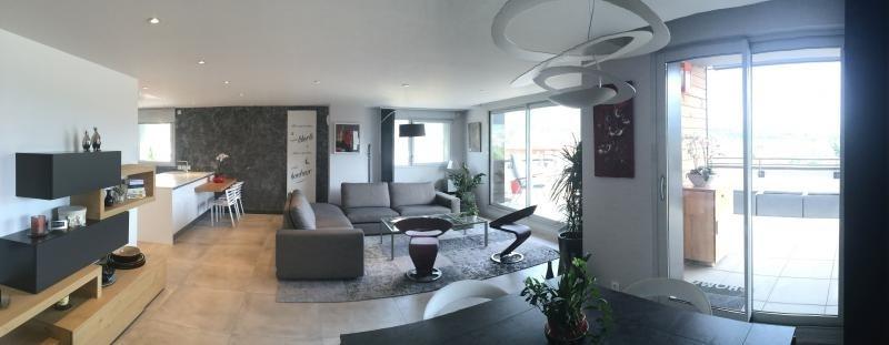 Vente de prestige appartement Chambery 599000€ - Photo 2