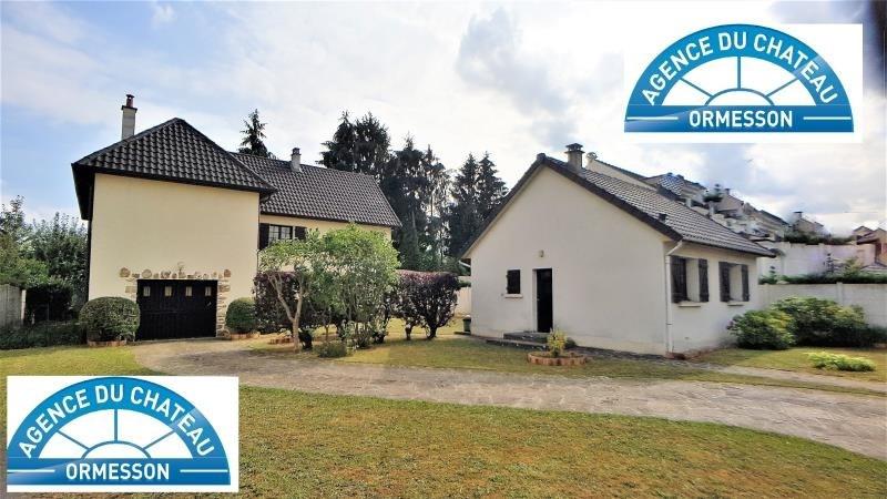 Vente maison / villa Pontault combault 545000€ - Photo 1