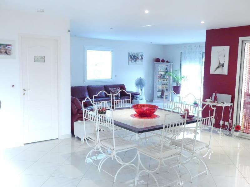 Sale house / villa Frontonas 499000€ - Picture 2