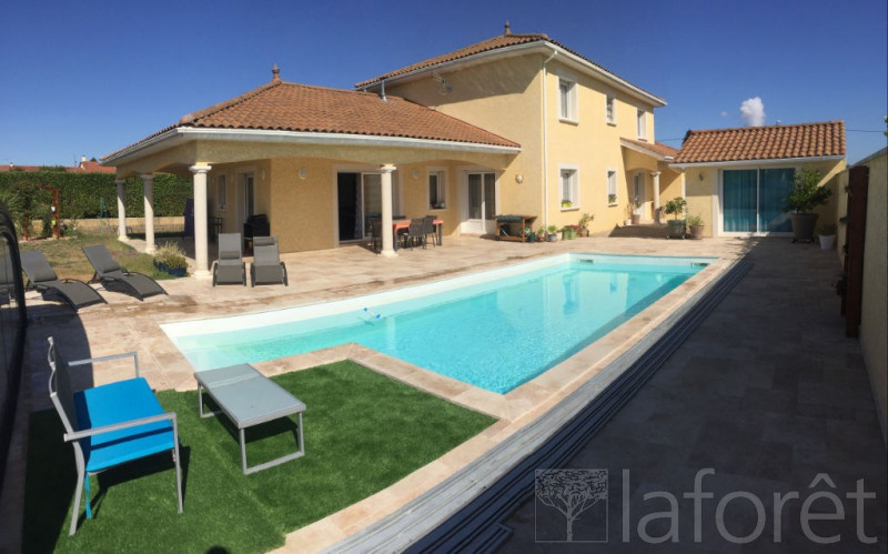Vente de prestige maison / villa Villette d anthon 599 000€ - Photo 1