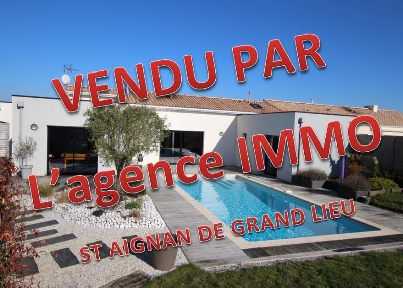 Vente maison / villa La chevroliere 440000€ - Photo 1
