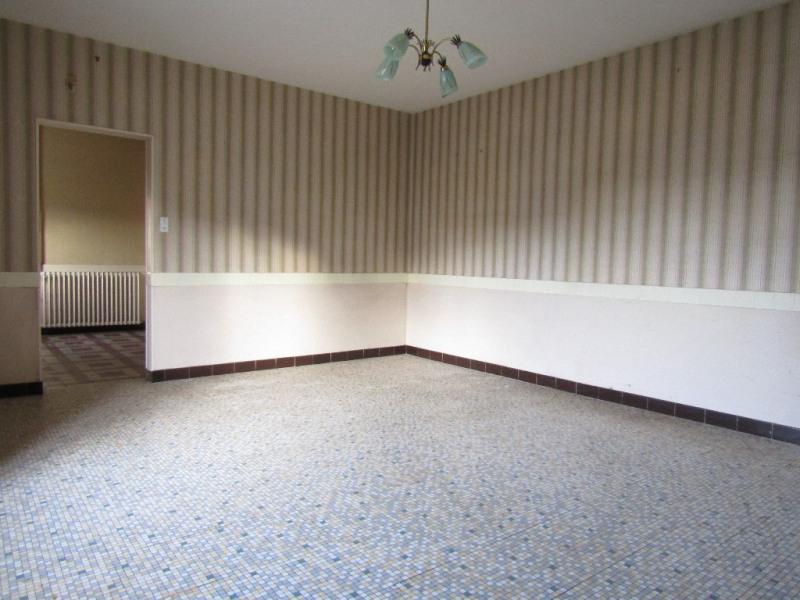 Sale house / villa Saint michel et chanveaux 53000€ - Picture 3