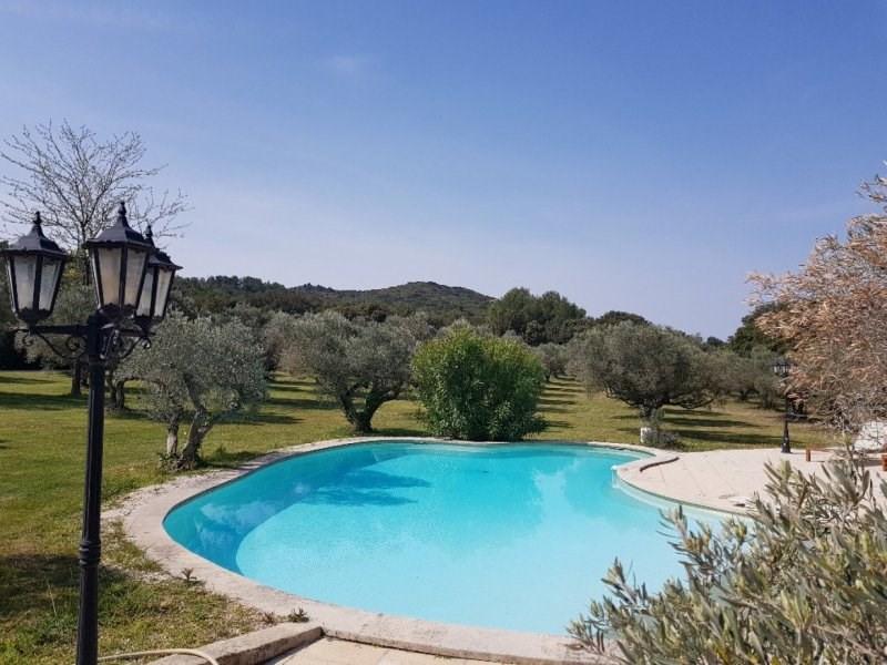 Vente de prestige maison / villa Boulbon 850000€ - Photo 3