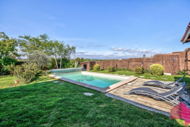 Vente maison / villa Montastruc-la-conseillere 329000€ - Photo 2