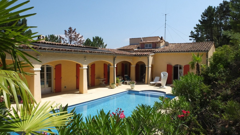 Vente de prestige maison / villa Fréjus 956000€ - Photo 1