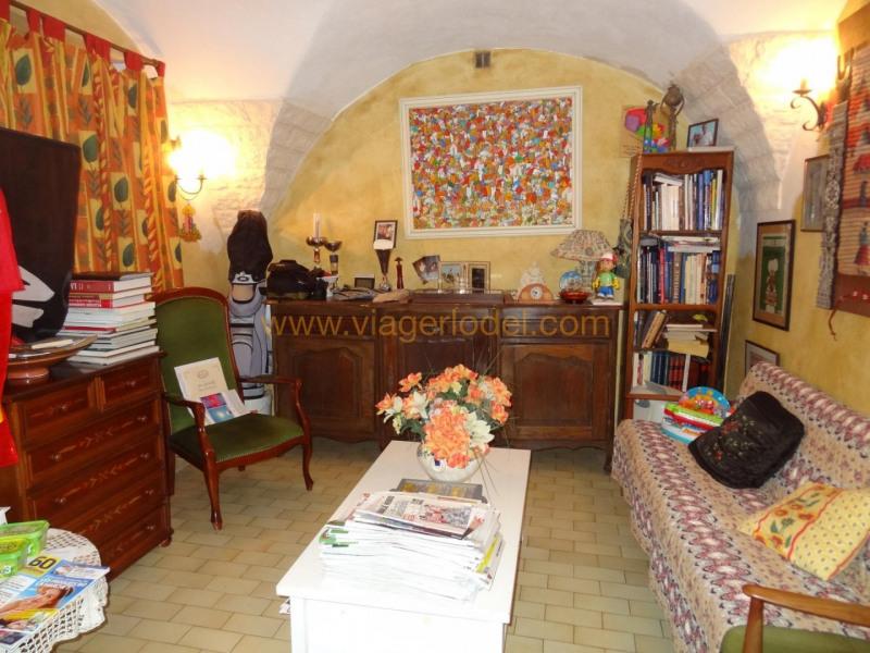 Vendita nell' vitalizio di vita casa Montfrin 90000€ - Fotografia 6
