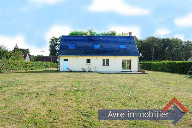 Sale house / villa Verneuil d avre et d iton 199500€ - Picture 10