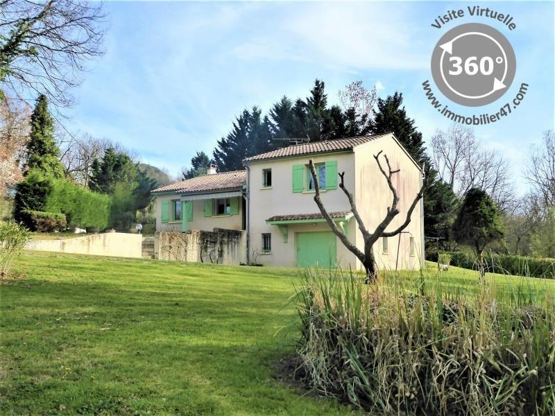 Vente maison / villa Montpezat 169900€ - Photo 1