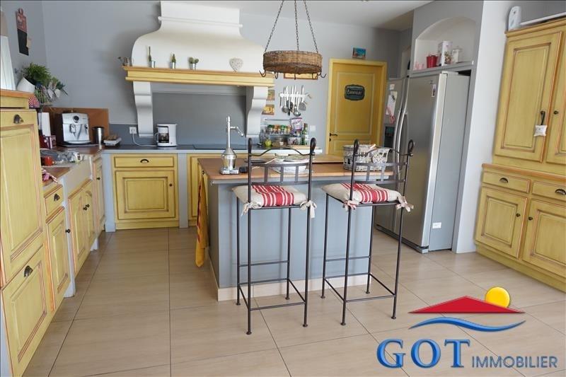 Vente maison / villa Bompas 550000€ - Photo 2