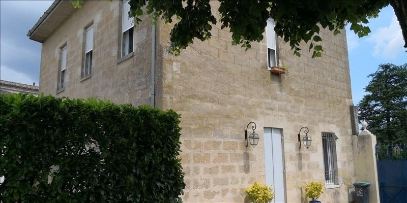 Deluxe sale house / villa Leognan 776250€ - Picture 2