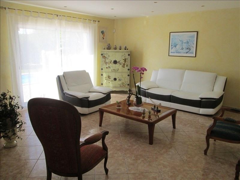 Vente de prestige maison / villa Poussan 583000€ - Photo 3